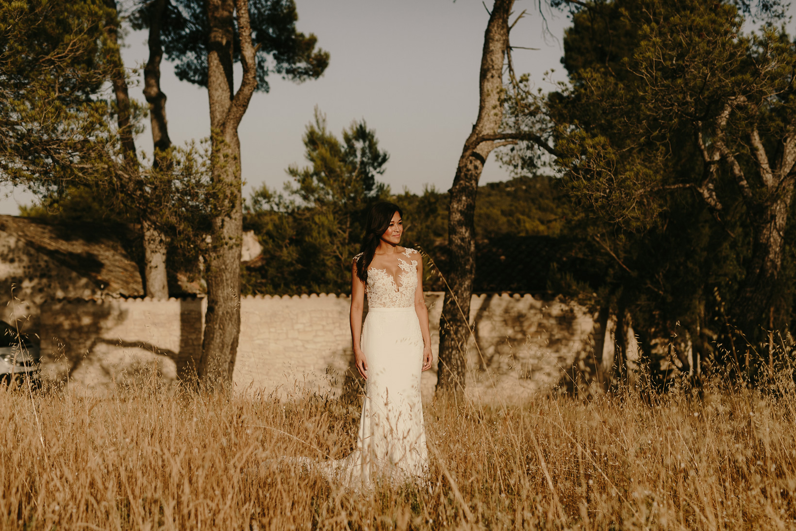 lavender fields wedding france